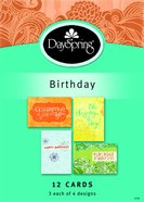 Boxed Cards Birthday: Purpose Driven Life