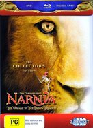 Narnia: Voyage of the Dawn Treader (Blu-Ray) (Chronicles Of Narnia Video/dvd Series)