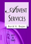 Advent Services (Just In Time Series)