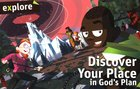 Discover Your Place in Gods Plan Student Book (Explore Small Group Series)