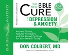 For Depression and Anxiety (Unabridged, 2cds) (The New Bible Cure Series)