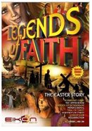 The Easter Story (Special Double Issue) (#05 in Legends Of Faith Comic Book Series)