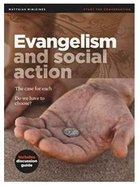 Evangelism and Social Action (Matthias Minizines Series)