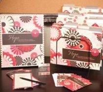 Hope Desk Set (File Folders, Note Card/envelopes, Magnets, Note Pad)