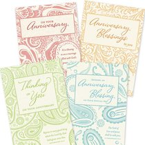 Boxed Cards Anniversary: Through the Year