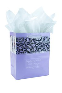 Gift Bag Large: New Delight Yourself (Incl Tissue Paper And Gift Tag)