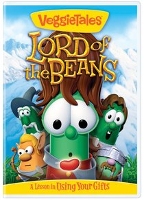 Veggie Tales #25: Lord of the Beans (#025 in Veggie Tales Visual Series (Veggietales))