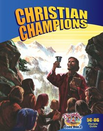 Dlc C5: Following the Faithful Students Guide Ages 10-12 (Christian Champions) (Discipleland Level 5, Ages 10-12, Qtrs Abcd Series)