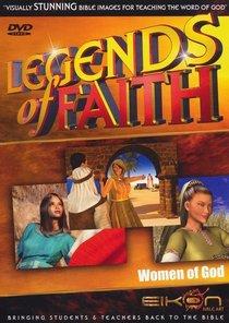 Women of God (DVD Rom) (Legends Of Faith Dvd Series)