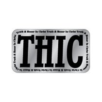 Heavenly Decal Mini Sticker: Thic