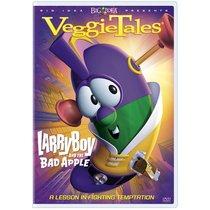 Veggie Tales #27: Larryboy and the Bad Apple (#027 in Veggie Tales Visual Series (Veggietales))