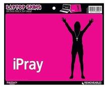 Laptop Skins: I Pray Pink