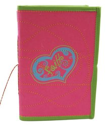 Large Journal Faith Blue/Green (Empowering The Poor Series)