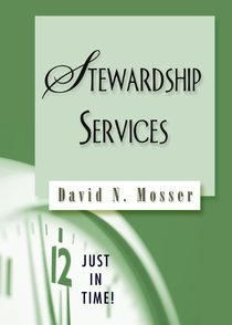 Stewardship Services (Just In Time Series)
