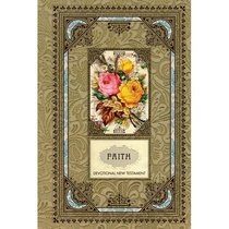 NLT Vintage Gift Collection: Faith Devotional New Testament