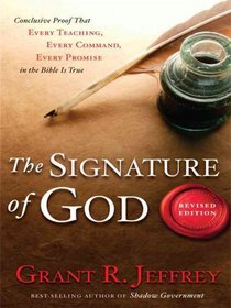 Signature of God, Revised Edition (Large Print)
