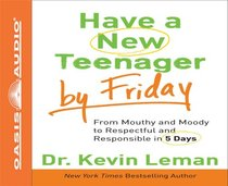 Have a New Teenager By Friday (Unabridged 8cds)