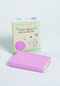 Ceb New Testament Baby Edition Pink