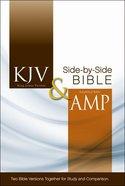 Kjv/Amplified Side-By-Side Bible