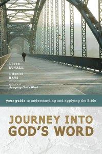 Journey Into Gods Word