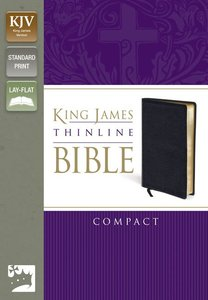 KJV Thinline Compact (Red Letter Edition)