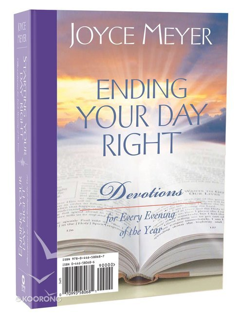 ending your day right joyce meyer free download