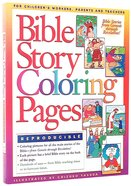 Bible Story Colouring Pages Book 1 (Reproducible)
