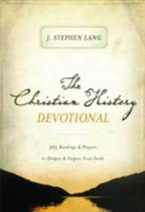 The Christian History Devotional