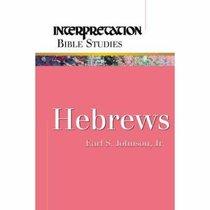 Hebrews (Interpretation Bible Study Series)