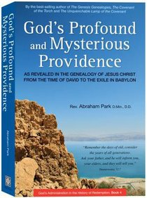 Gods Profound and Mysterious Providence