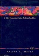 Acts (Weslyn Bible Study Commentary Series)