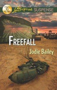 Freefall (Love Inspired Suspense Series)