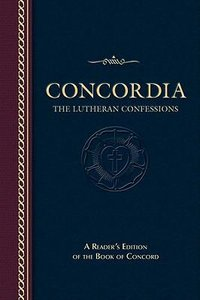 Concordia: The Lutheran Confessions (Pocket Edition)
