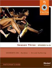 Season Three Episodes 14-26 (Particioants Guide) (Faith Cafe Series)