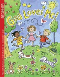 God Loves Me (Ages 4-7, Reproducible) (Warner Press Colouring & Activity Books Series)