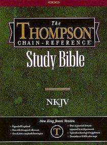 NKJV Thompson Chain Black