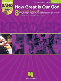 How Great is Our God: Keyboard Edition Music Book