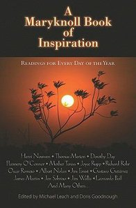 A Maryknoll Book of Inspiration