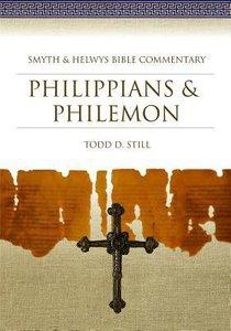 Shbc Bible Commentary: Philippians & Philemon