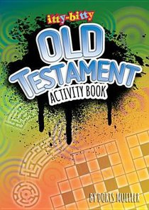 Activity Book Old Testament (Itty Bitty Bible Series)