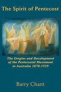 The Spirit of Pentecost