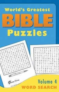Word Search (#04 in Worlds Greatest Bible Puzzles Series)