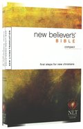 NLT New Believers Compact Bible