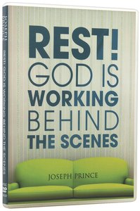 Rest! God is Working Behind the Scenes (2 Dvd)