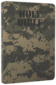 NIV Army Digi Camo Vinyl Bible