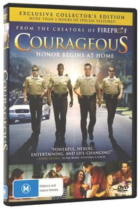 DVD Courageous (Collectors Edition)