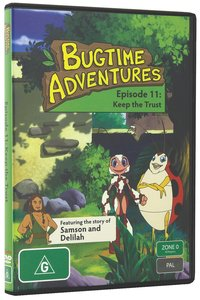 Keep the Trust (#11 in Bugtime Adventures Series)