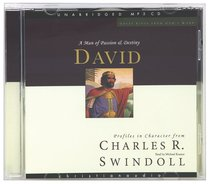 David (Unabridged) (MP3) (Great Lives From Gods Word Series)