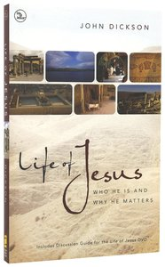 Life of Jesus (Includes Discussion Guide For Dvd)