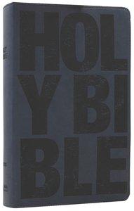 NIV Boys Bible Slate Blue Duo-Tone
